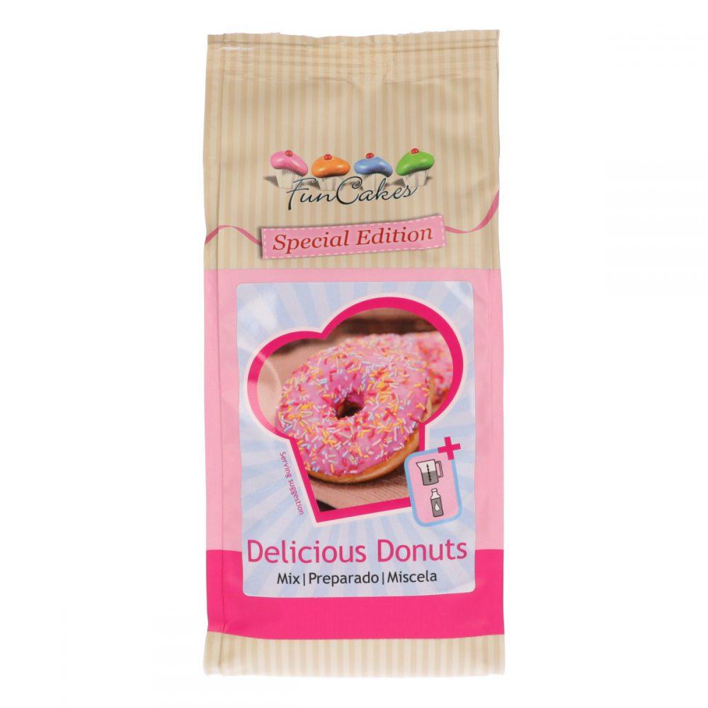 Mix voor Delicious Donuts