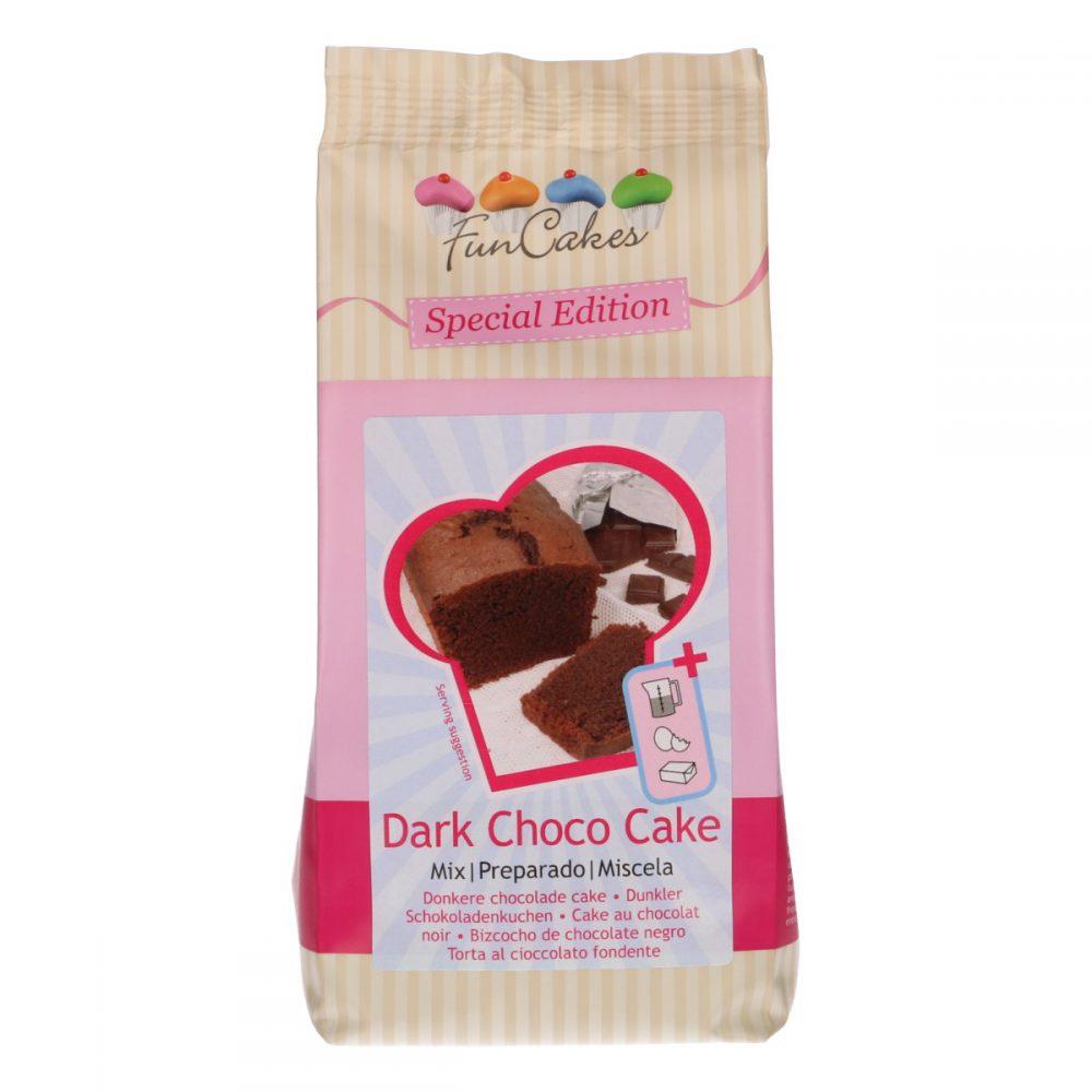Mix for Dark Choco Cake