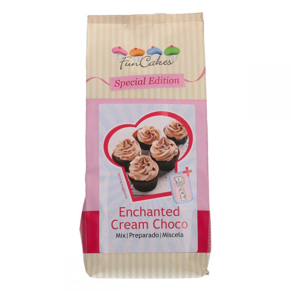 Mix voor Enchanted Cream® Choco