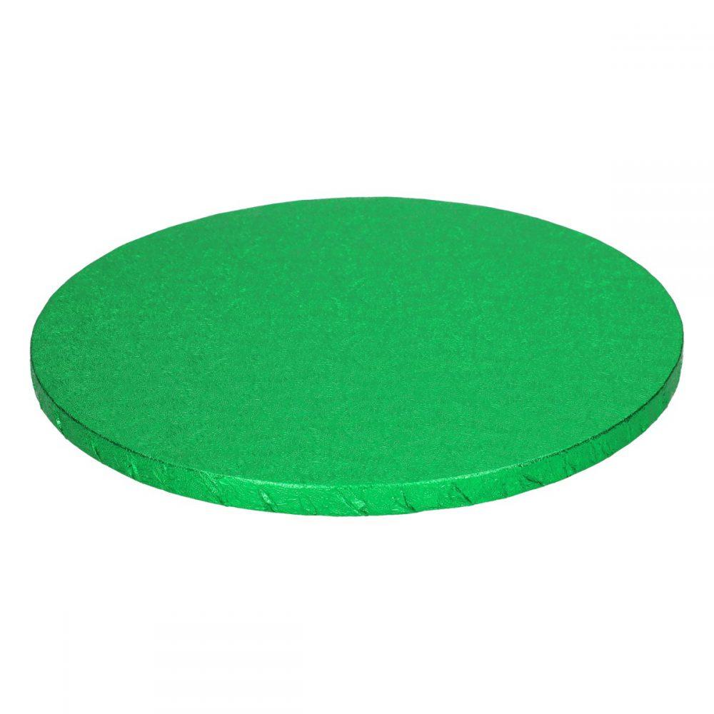 Cake Drum Rond Groen