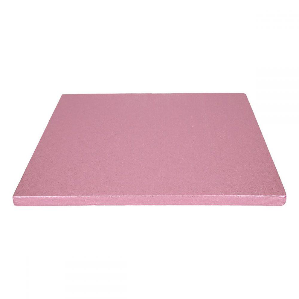 Cake Drum Square Pink