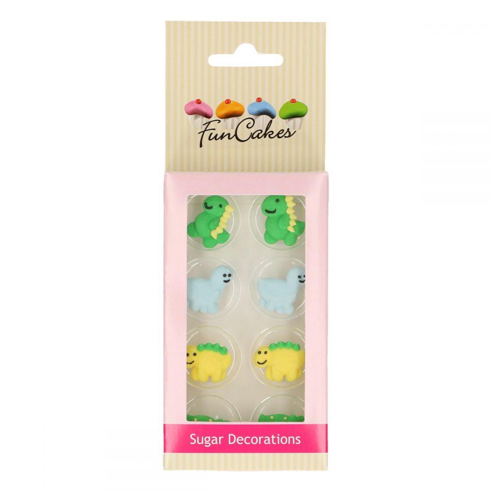 Sugar Decorations Dino
