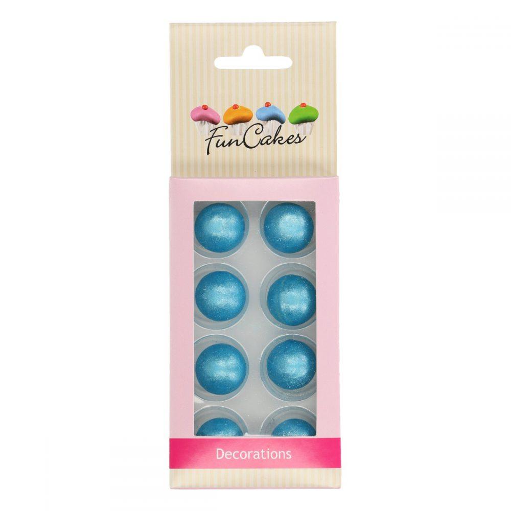 Pearl Choco Balls Blue