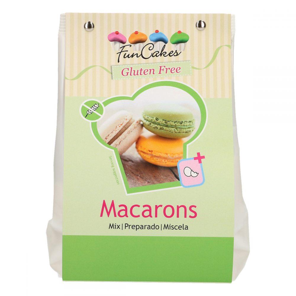 Mix voor Macarons Glutenvrij