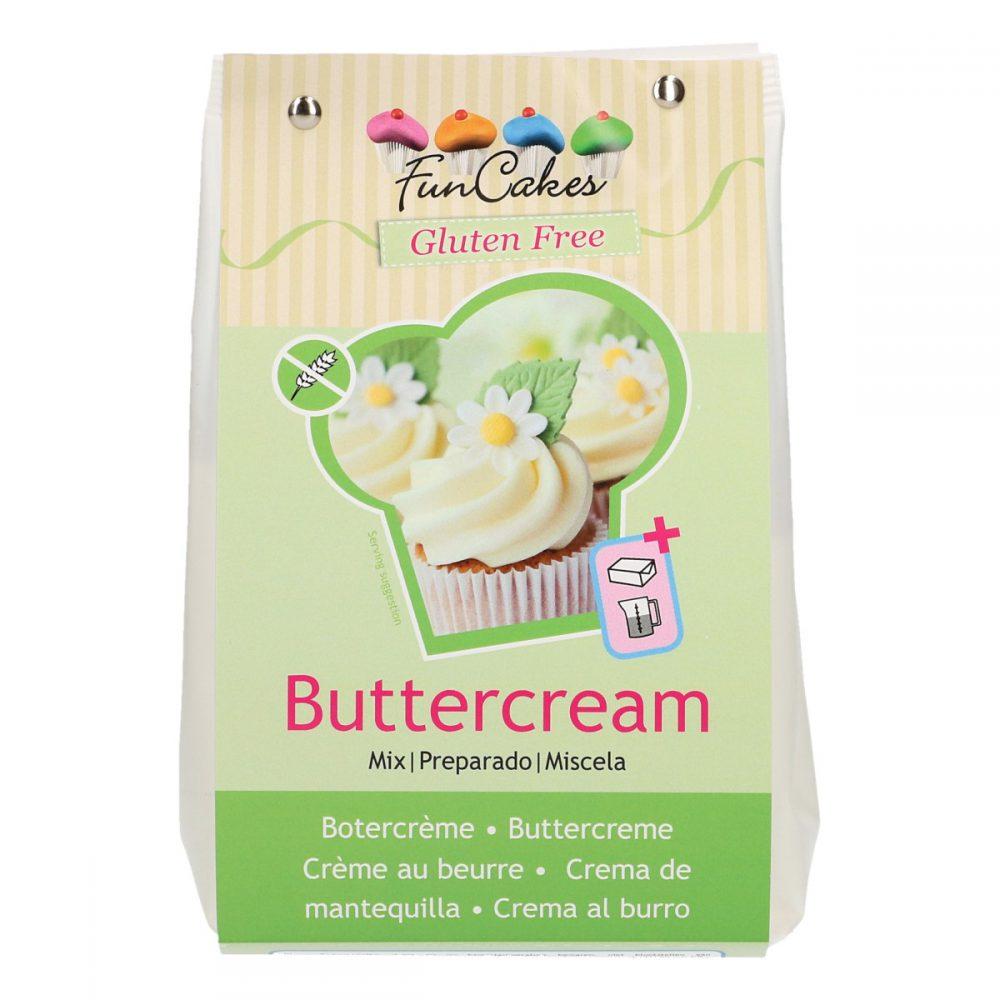 Mix for Buttercream Gluten Free
