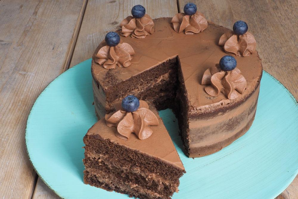 Chocoladebiscuit