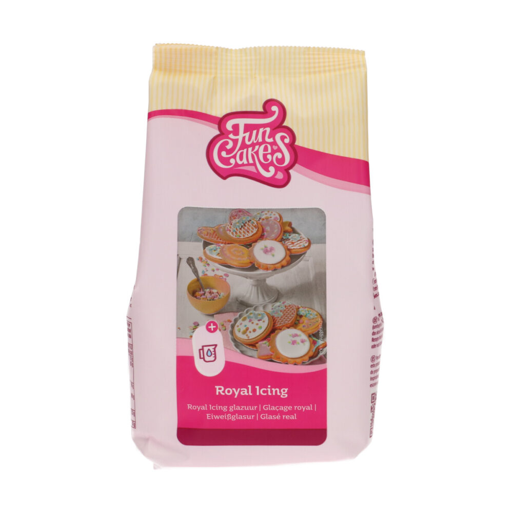Mix for Royal Icing