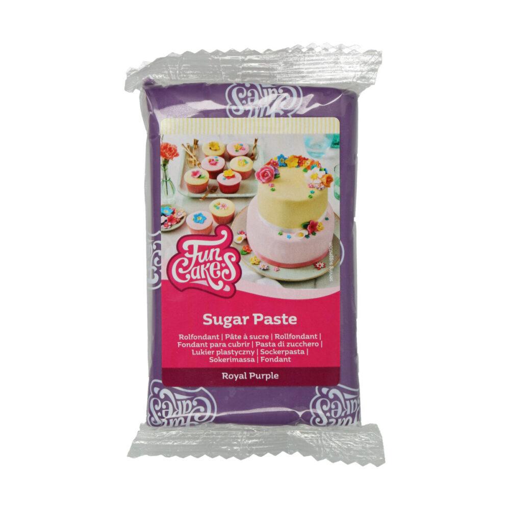 Sugar Paste Royal Purple