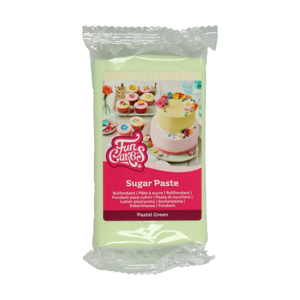 Sugar Pastel Green