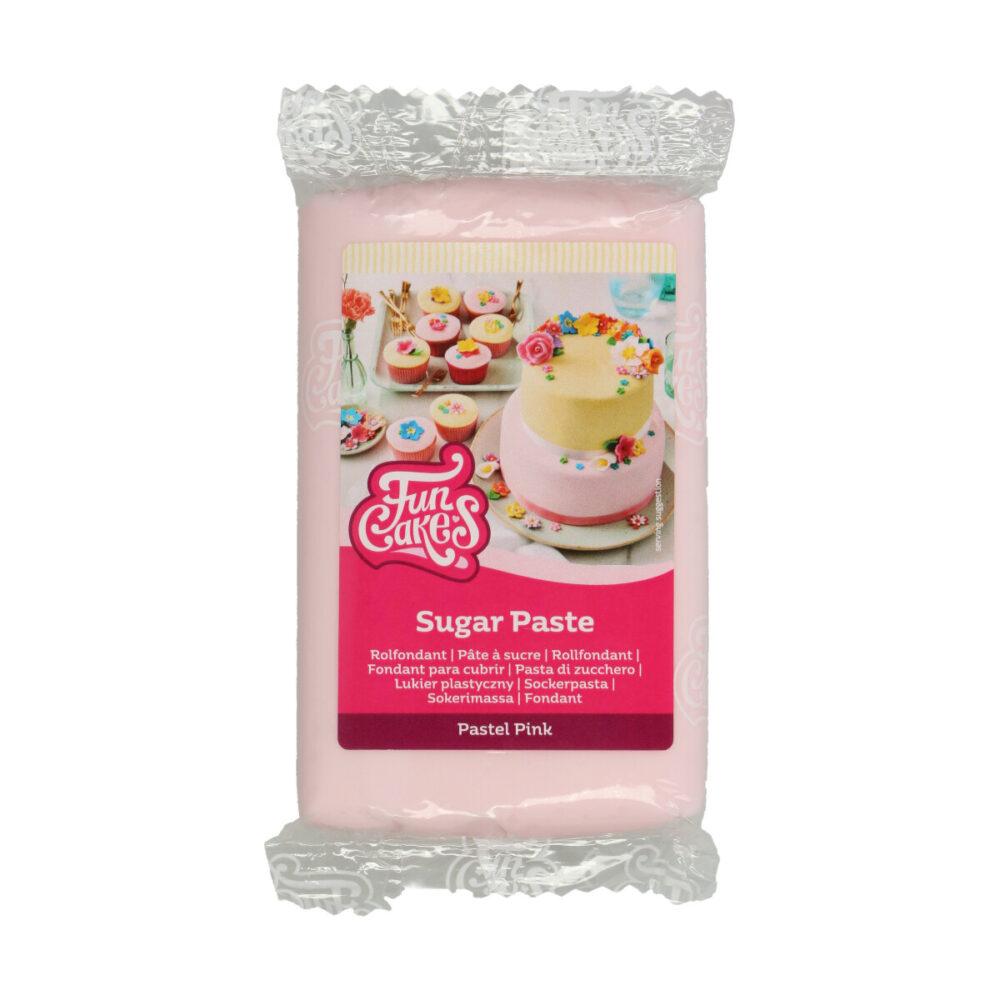Sugar Paste Pastel Pink