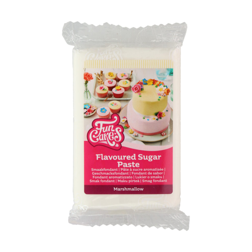 Flavoured Sugar Paste Marshmallow