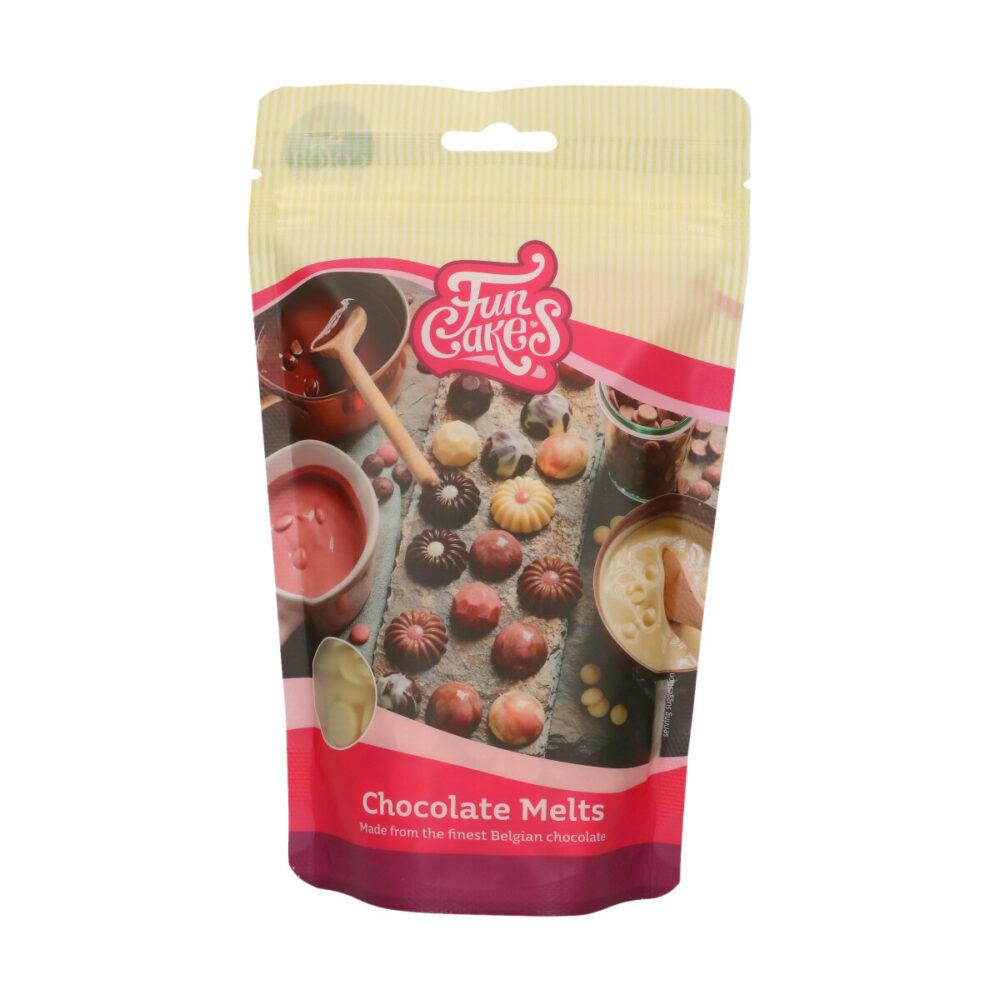 Chocolate Melts White