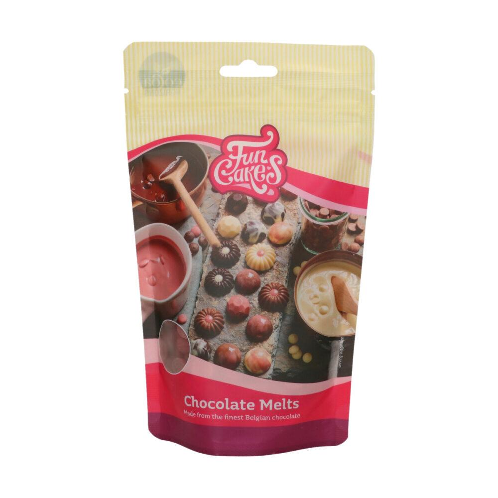 Chocolade Melts Ruby