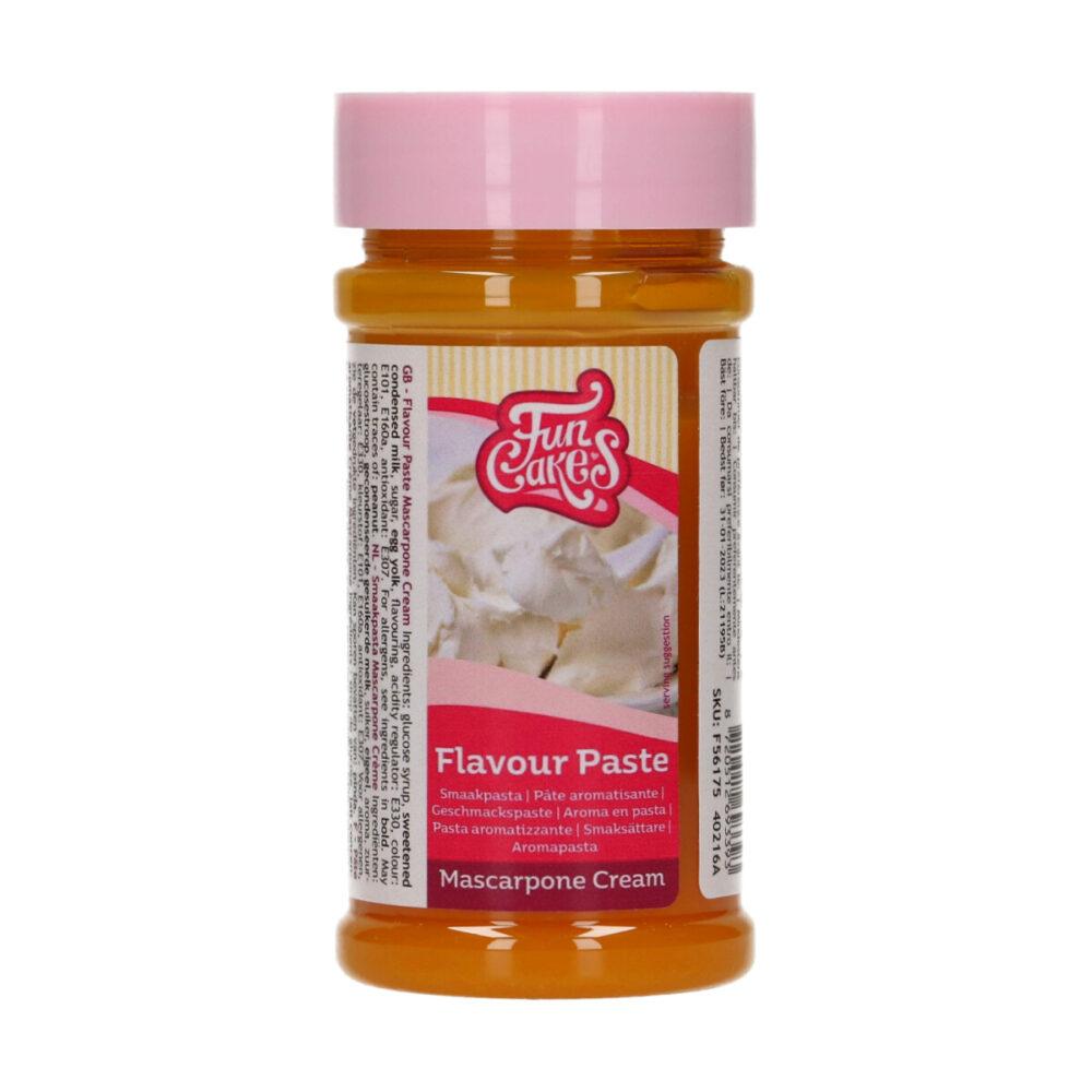 Flavour Paste Mascarpone Cream