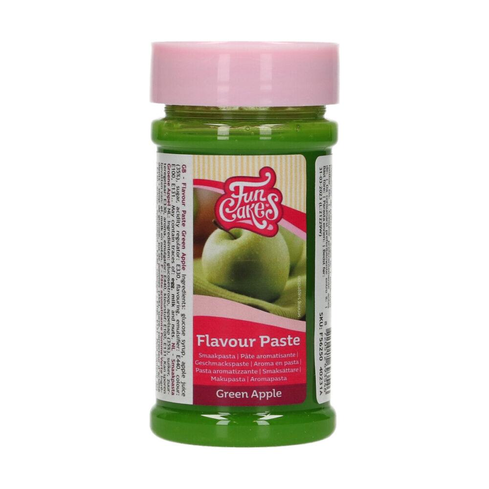 Flavour Paste Green Apple
