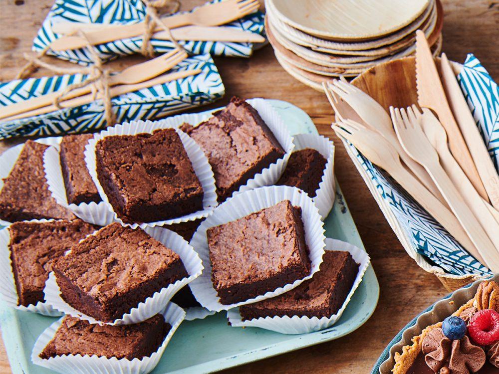 FunCakes Recept American Brownie