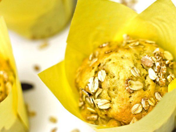 FunCakes Recept Banaan Muesli Muffins