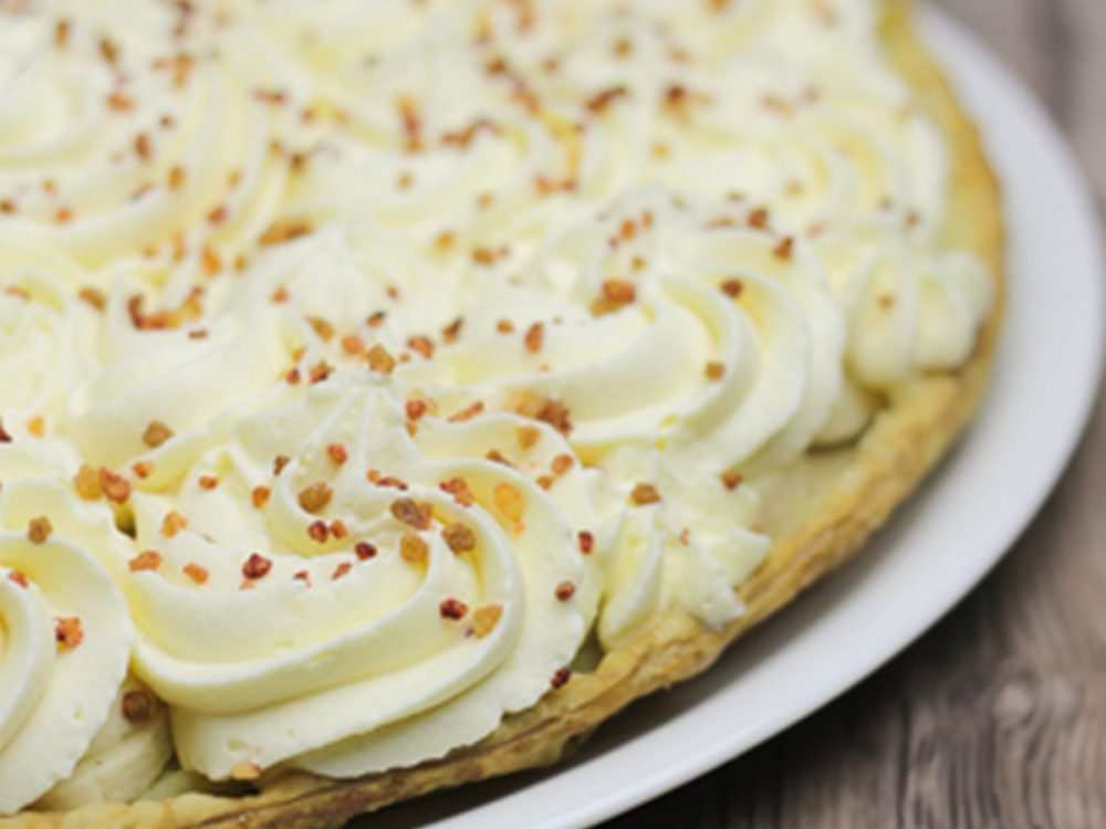 FunCakes Recept Bananenvlaai
