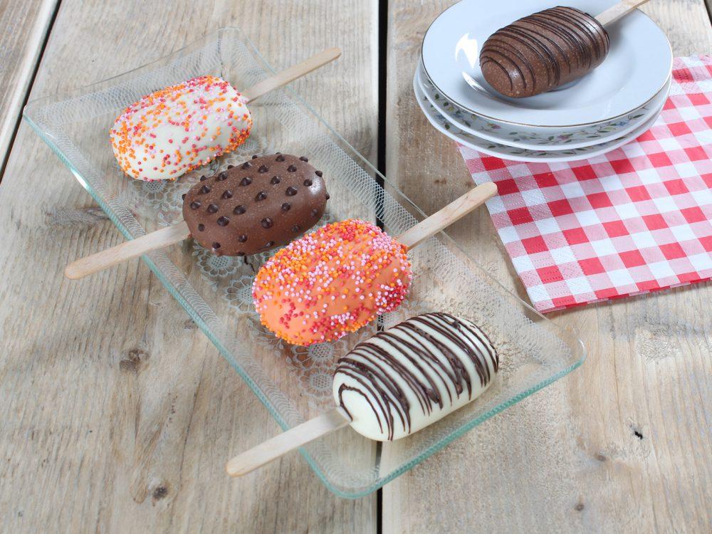FunCakes Recept Cake Popsicles