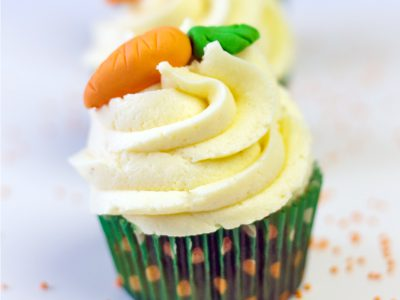 unCakes Recept Carrot Cake Cupcakes Met Cream Cheese