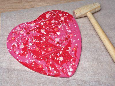 FunCakes Recept Chocolade Hart