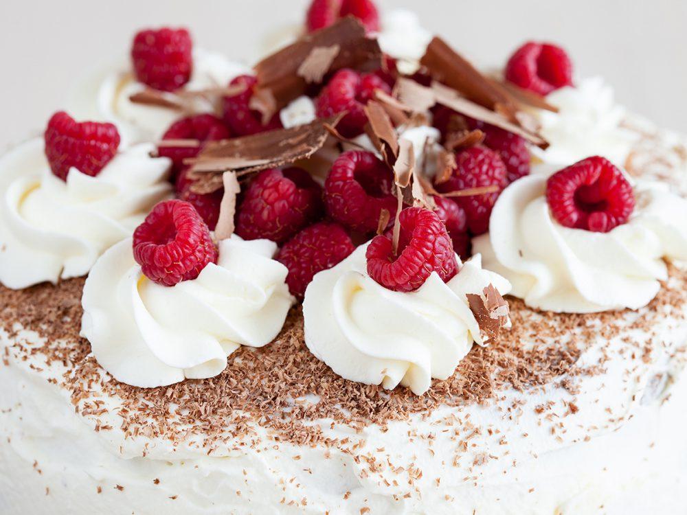 FunCakes Recept Chocoladetaart Met Mascarpone Crème