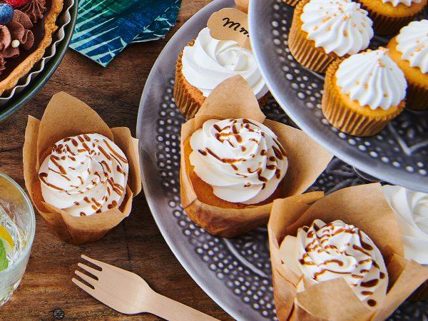 FunCakes Recept Cupcakes Met Karamel Drizzle