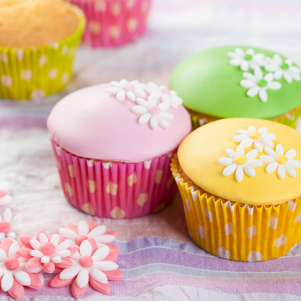 muffins topping recept