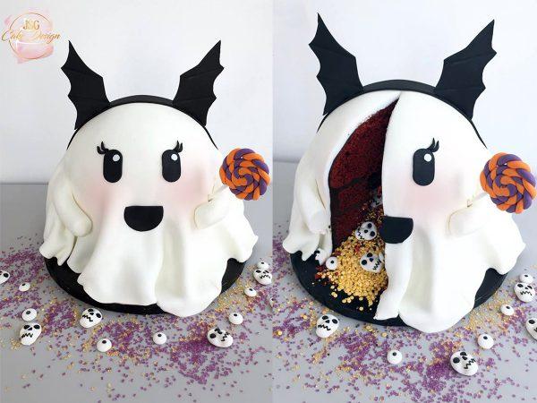 FunCakes Recept Kawaii Piñata Spook