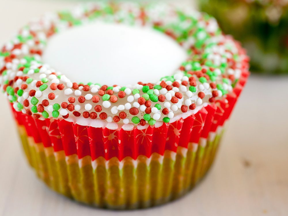 FunCakes Recept Kerst Cupcakes