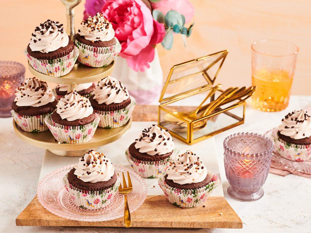 FunCakes Recept Licor 43 Brownie Cupcakes
