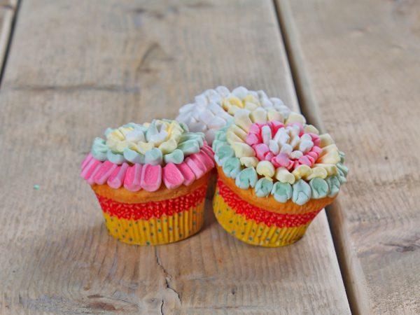 FunCakes Recept Marshmallow Bloemen