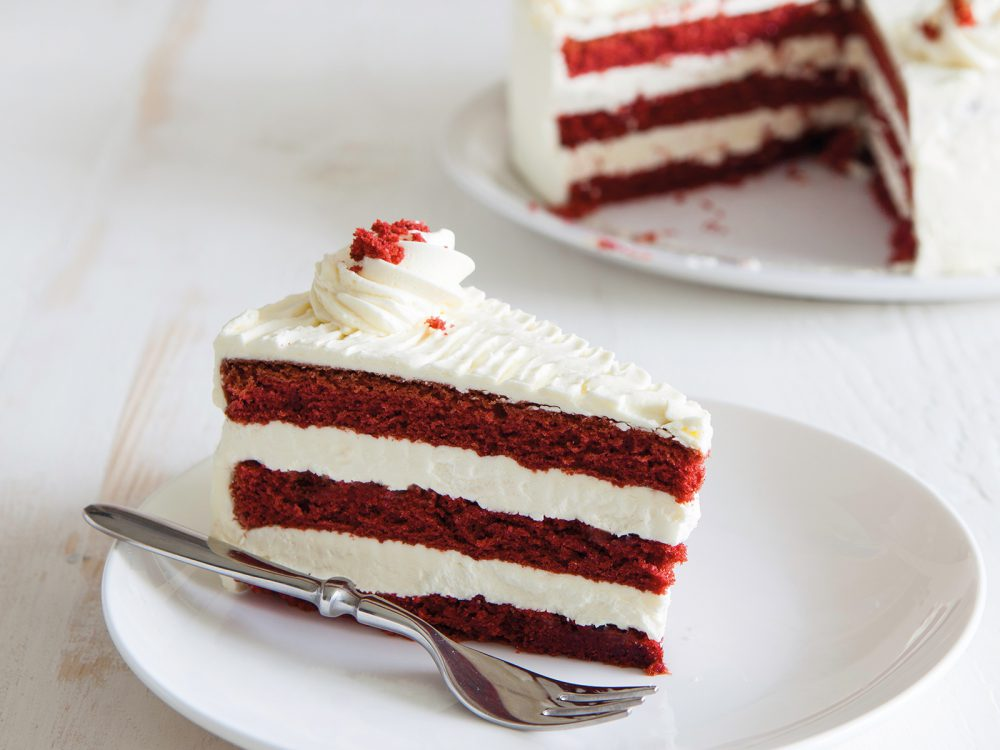 unCakes Recept Red Velvet Met Cream Cheese