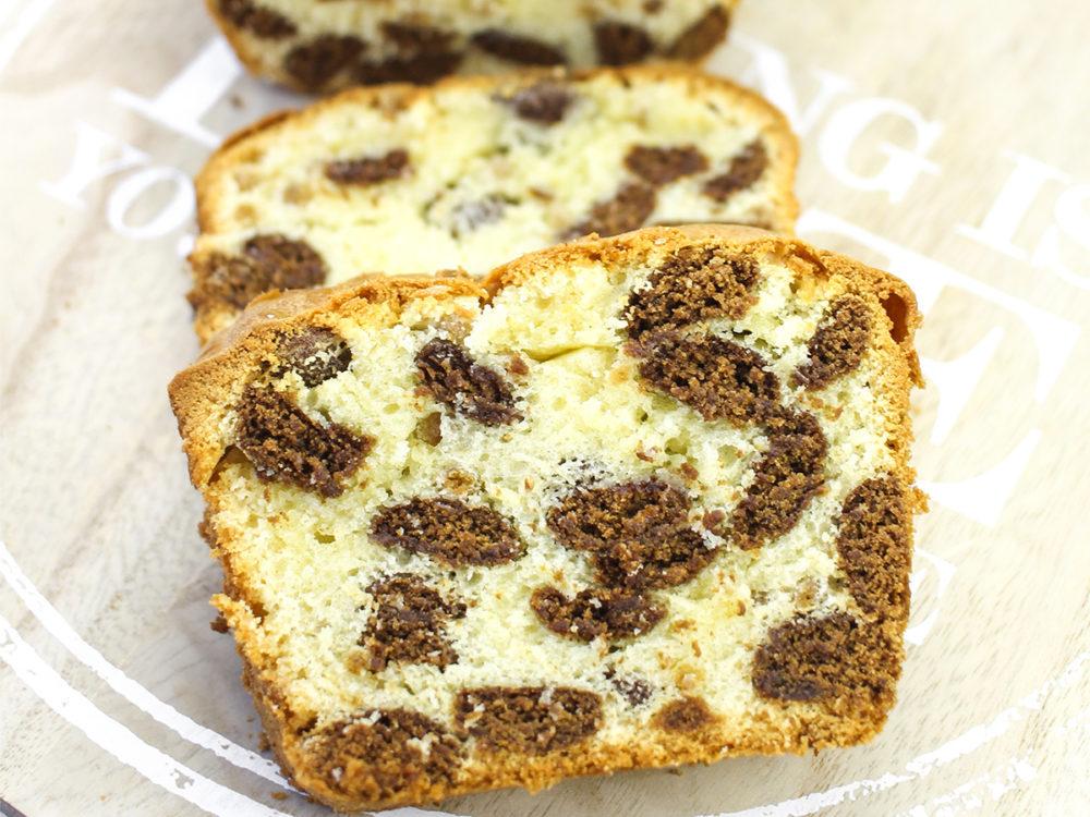 Winter wonder cake met kruidnoten