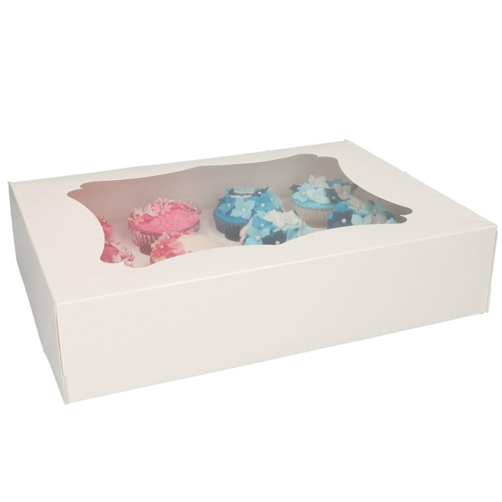 FunCakes cupcake doosje voor 12 cupcakes