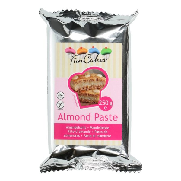 B25003 FunCakes Almond Paste 250g