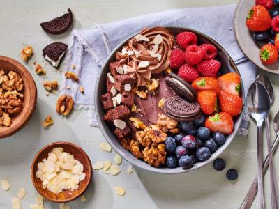 Chocolate Cake Bowl