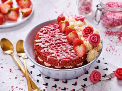 Love Cake Bowl