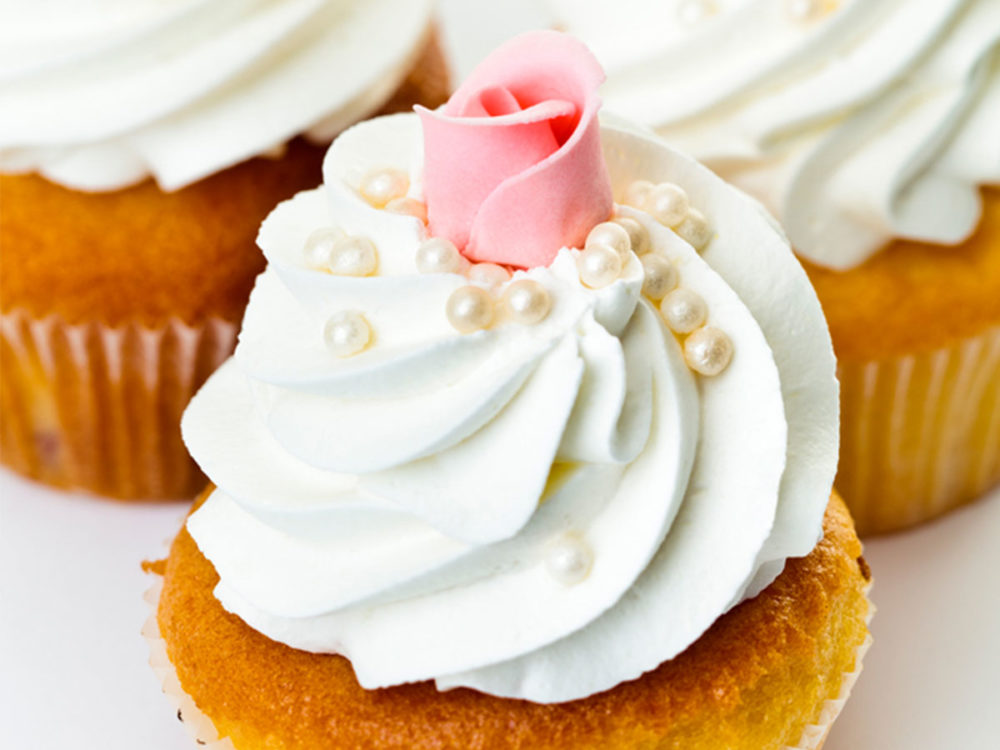 Cupcakes with Enchanted Cream®
