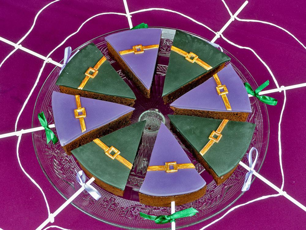 Heksenhoed brownies