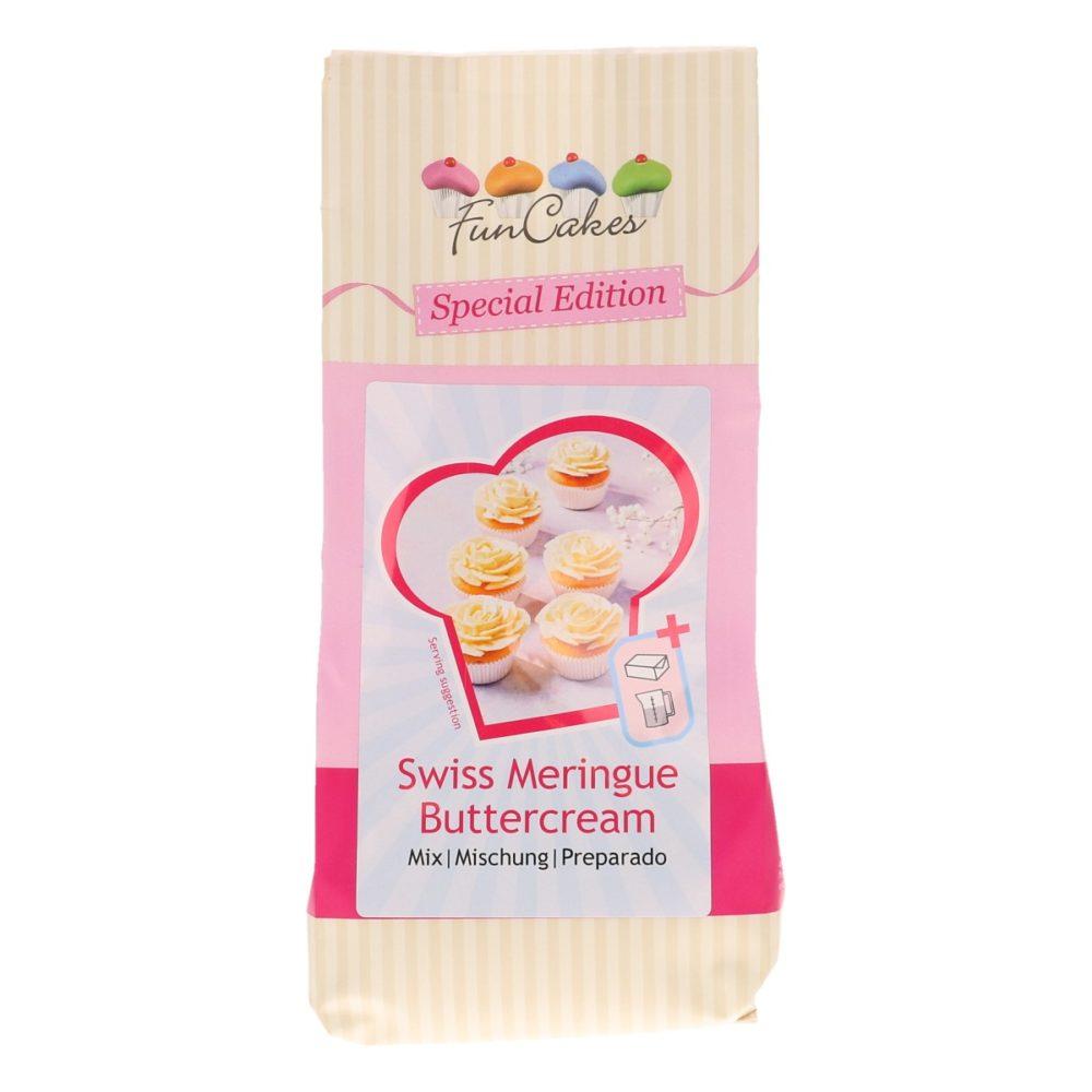 Mix for Swiss Meringue Buttercream