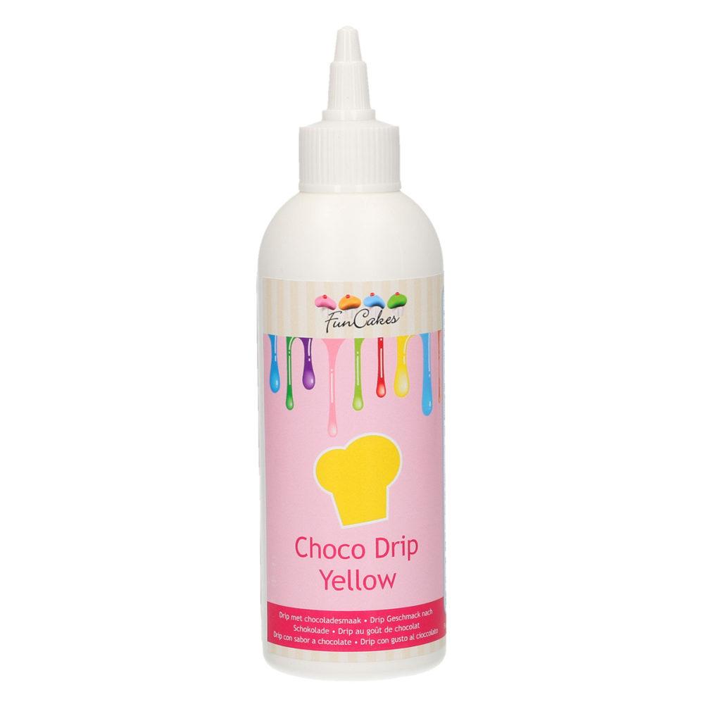 Choco Drip Yellow