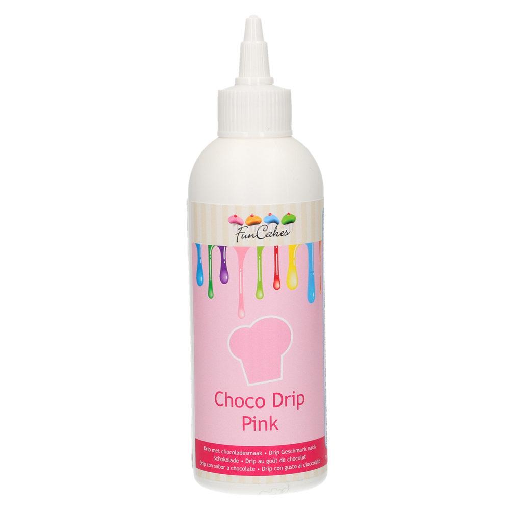 Choco Drip Pink