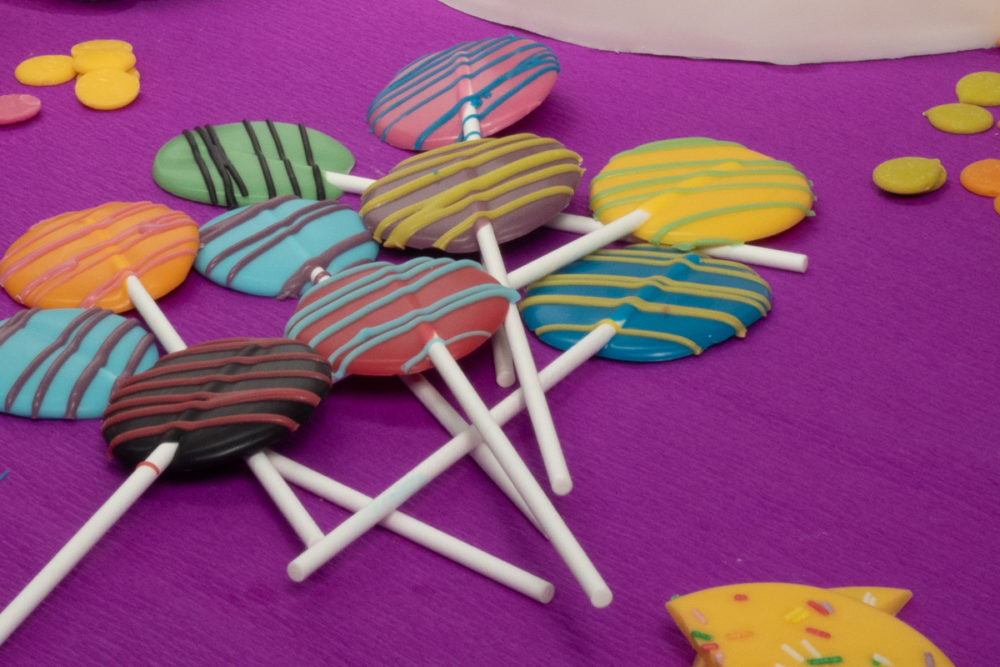 Deco Melts Lolly's