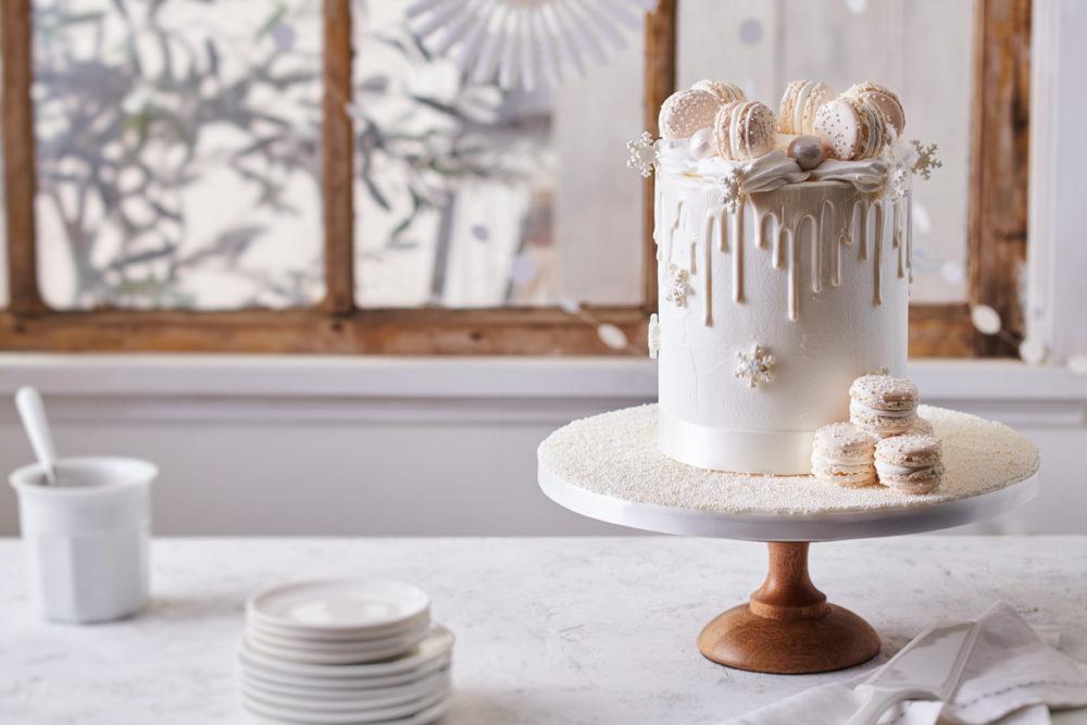 Complete White Cake