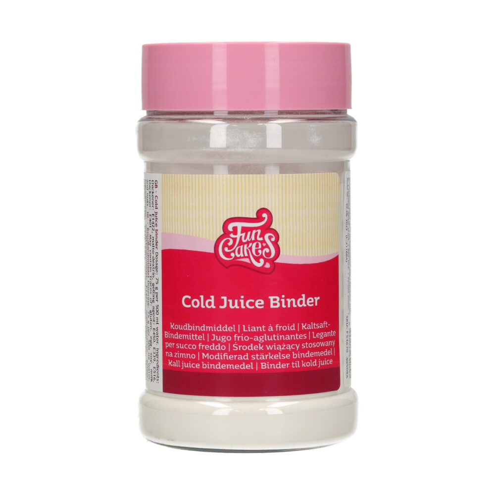 Cold Juice Binder