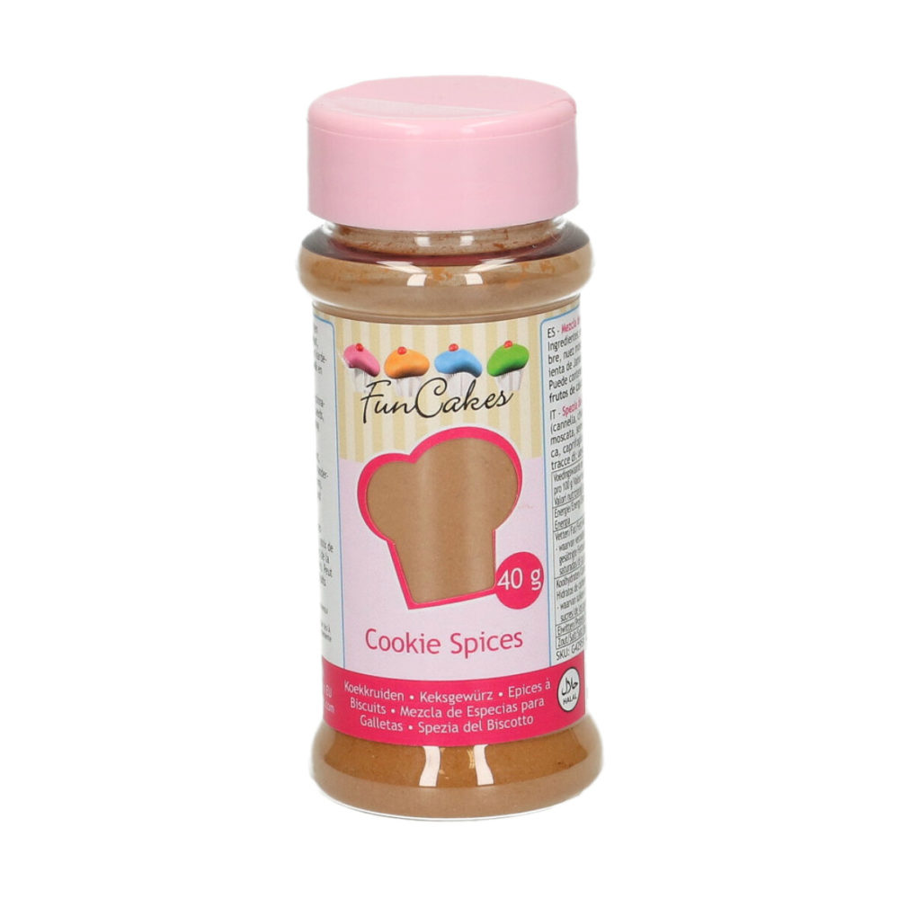 FunCakes Cookie Spices