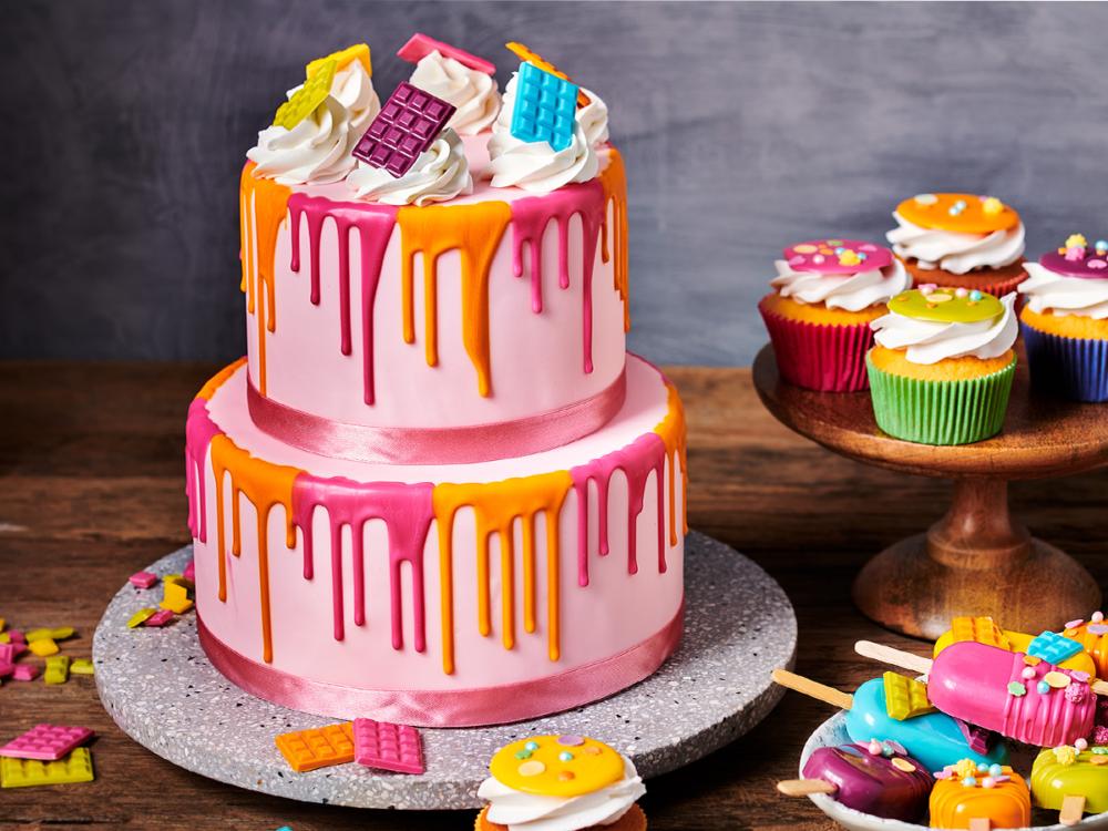 Deco Melts cake