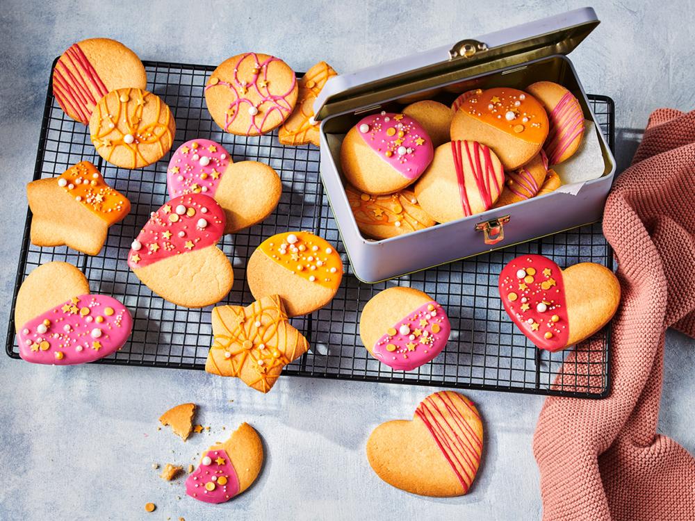 Deco Melts cookies