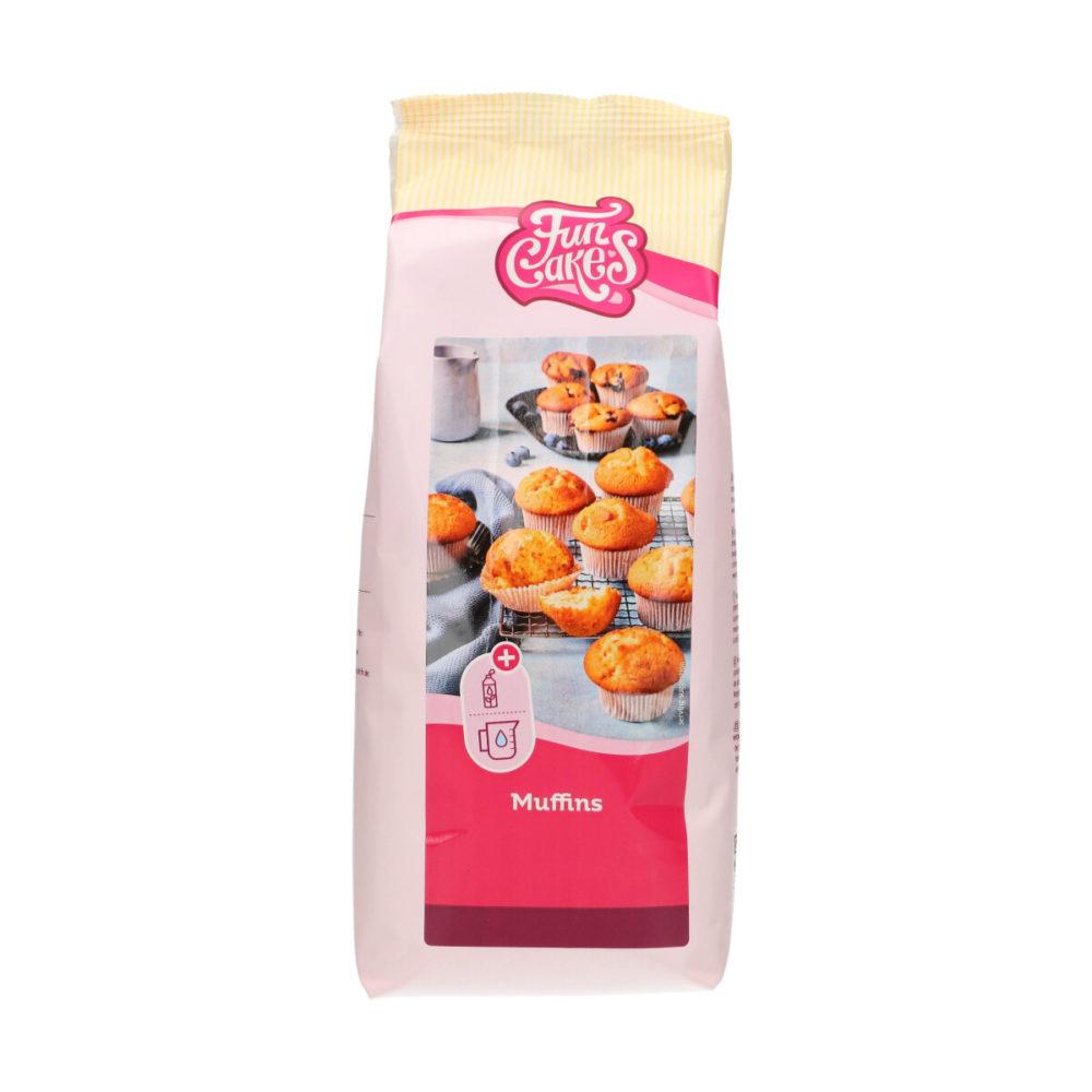 Mix voor Muffins